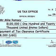 Mike Ramsey scammer a pay $200,000us dollars for this..I HATE YOU....DIRTY SCAMS.