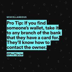 """26.1 tusind Synes godt om, 128 kommentarer – Pro Tip Jar (@protipjar) på Instagram: """"Live smarter every day.  #ProTipJar #protip #lifehack #advice #hack #smart #tip #9GAG #8FACT"""""""