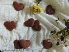 Biscotti alle castagne e cacao