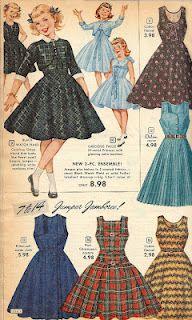 **FREE ViNTaGE DiGiTaL STaMPS**: Free Vintage Printable - Girls Dress Ad