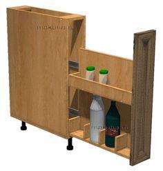 Выдвижная корзина (сетка) на кухне или, как её ещё принято называть — карго, удобная вещь на любой кухне. Встраивается в кухонную секцию. Карго, как правило изготавливают из металлического пр…