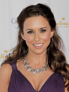 "Lacey Chabert talks ""Mean Girls,"" big hair, and her favorite beauty indulgence"
