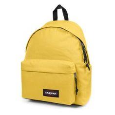 Eastpak Padded Pak'r Sac À Dos #Sac #Yellow #Eastpak