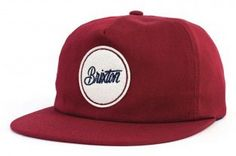 BRIXTON REED 5 PANEL ME WANT.