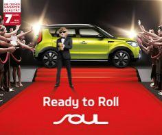 Ready to Roll - mit dem #KiaSoul!   Mehr Infos: www.kia.com/at/schauraum/soul/ Kia Soul, Ready To Roll, Movies, Movie Posters, Films, Film Poster, Cinema, Movie, Film