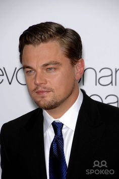 Leonardo Dicaprio During the Premiere of the New Movie From Paramount Vantage Revolutionary Road, Held at the Mann Village Theatre, on December 15, 2008, in Los Angeles. Photo: Michael Germana- Globe Photos, Inc. 2008