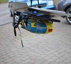 mazda mx5 rf luggage rack testing