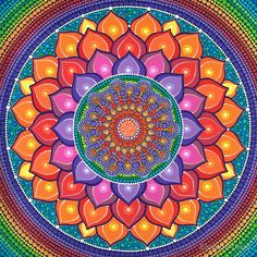 images of rainbow mandalas | flat,800x800,070,f.jpg