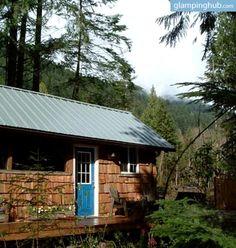 Authentic Mountain Cabin Near Entrance To Mount Rainier National Park,  Washington | Mount Rainier, Cabin And Mountains