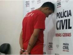 Suspeito de matar professor é apresentado pela Polícia Civil de Unaí