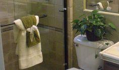 32 Best Bathroom Towel Display Images Bathroom Storage Bathroom