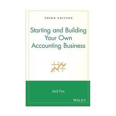 #Starting and #building your own #accounting business,  View more on the LINK: 	http://www.zeppy.io/product/gb/2/311159962655/