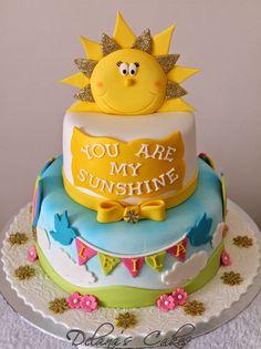 Delana's Cakes: 1st Birthday Cakes