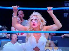 Laurel Van Ness on IMPACT Wrestling