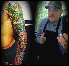 JAPANESE Tattoo  - Box Tattoo sp 011