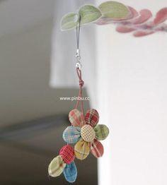 Rag grande virada: Voce esta no coracao do meu UMA flor - Rede Patchwork, pinbu.cc, Feito à Mão