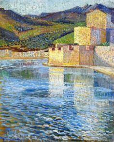 Ramparts at Collioure, 1915