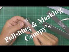 ▶ Polishing and Masking Canopys - YouTube