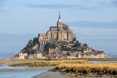 Mont Saint-Michel (France) (Unesco world...