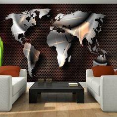 παγκοσμιος χαρτης - ArtnWall