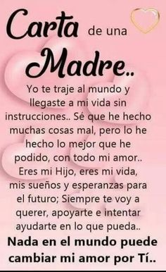 ideas birthday girl quotes daughters sons for 2019 Mommy Quotes, Baby Quotes, Life Quotes, Mother Daughter Quotes, Mother Quotes, Spanish Inspirational Quotes, Spanish Quotes, Message To My Son, Birthday Girl Quotes