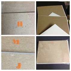 Bodoni in orange A- Z Terrapin, Paper Goods, Printing, Orange, Cards, Fun, Maps, Playing Cards, Stamping