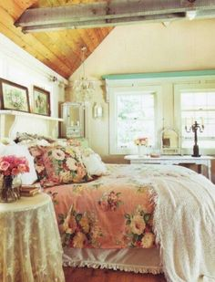 Bedroom is gorgeous