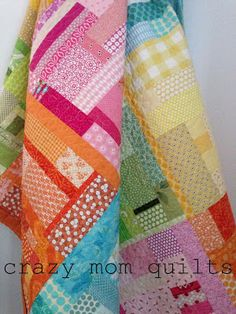 crazy mom quilts: perfectionism and photoshop