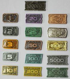 futuristic coins - Google Search