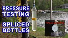 This video shows an example of one of the many successful pressure tests that were conducted during the development of the radically improved Slip Joint Bott. Water Rocket, Diy Shops, Rockets, Water Bottles, Jet, Powder, Recycling, Face Powder, Lockets