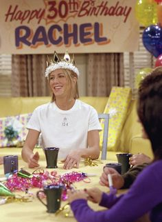Why turning 30 isn't as scary as this episode of Friends makes it out to be
