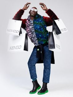 The H&M Annual Designer Collaboration Featuring Kenzo