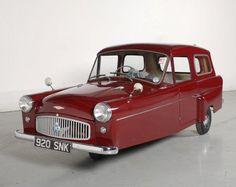 1963 Bond Mini Car