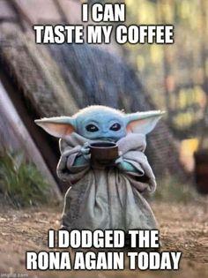 Yoda Meme, Yoda Funny, Funny Jokes, Hilarious, Funny Sarcasm, Cartoon Jokes, Funny Tweets, Cartoons, Star Wars Baby