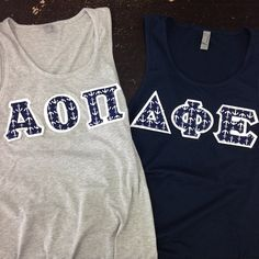 New #anchor pattern! #AOII #alphaomicronpi #deltaphiepsilon #sororityclothing   Instagram photo by @somethinggreek (Something Greek!) | Iconosquare