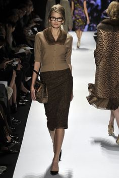 Michael Kors Fall 2008 RTW - Runway Photos - Vogue