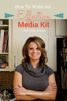 How To Write An Effective Media Kit – With Kelly Snyder