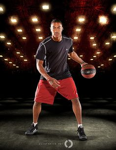 Promotional photoshoot for Power Balance with Chicago Bulls' Derrick Rose.     Check out videos of the NBA's Elite Players here at http://elitegreatness.com/inspiration/elite-nba-players/