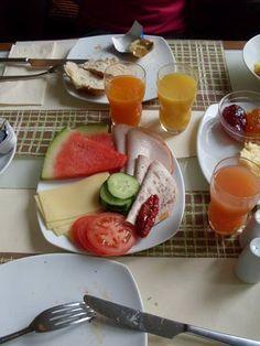 mit mohrenkopf: brunch in omas küche in der wiehre.   freiburg ... - Freiburg Omas Küche