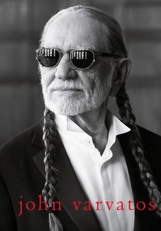 In their 19th collaborative season together, Danny Clinch, John Varvatos, and Yard joined forces to produce this stunning work featuring Willie Nelson and his sons for the Fall 2013 collection.