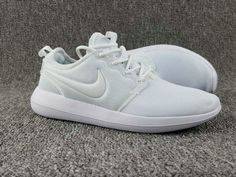2017 Spring Summer Nike Running Shoes ROSHE TWO MANS SHOE 2017 ALL WHITE f6e20f3a7