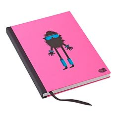 Tinc Neon Character A5 Notebook Online at johnlewis.com
