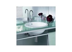 V&B Loop & Friends Nedfellingsservant mm. Bathroom Lighting, Sink, Mirror, Friends, Furniture, Home Decor, Bathroom Light Fittings, Sink Tops, Amigos