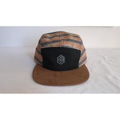 7aae558804a7e custom 5-Panel Cap;wholesale flat suede brim Hat ;customize Suede ffive  panel