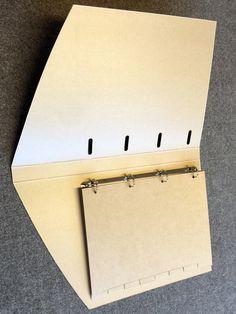 Customer made cardboard folder Karton Design