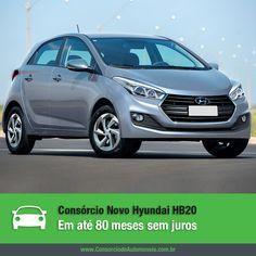 A nova linha 2016 do Hyundai HB20 já está sendo fabricada em Piracicaba, no interior de São Paulo, e no próximo mês já estará à venda nas concessionárias. O modelo conquistou os consumidores e é um dos carros mais vendidos do país. Que tal programar a compra do seu pelo consórcio? É fácil e vantajoso! Vem ver: https://www.consorciodeautomoveis.com.br/noticias/novo-hyundai-hb20-em-ate-80-meses-pelo-consorcio?idcampanha=206&utm_source=Pinterest&utm_medium=Perfil&utm_campaign=redessociais