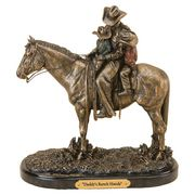 """Montana Silversmiths """"Daddy's Ranch Hands"""