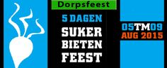 Sukerbietenfeest 2015