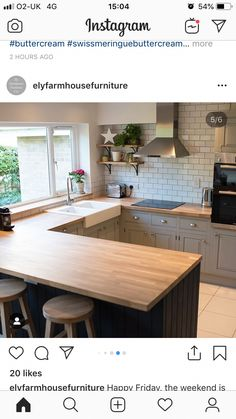 This amazing thing is genuinely a remarkable style construct. This amazing thing is genuinely a remarkable style construct. Kitchen Diner Extension, Open Plan Kitchen, Kitchen Layout, New Kitchen, Small Open Kitchens, Living Room Kitchen, Home Decor Kitchen, Kitchen Interior, Home Kitchens