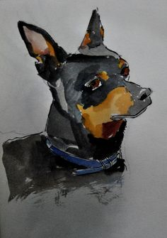 perro patada, by Elena Crash